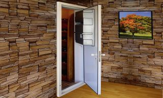 Thermal Insulating Doors