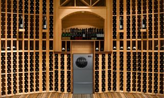 Air Conditioning Unit for Natural Cellars