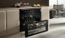 Built-in Wine Cabinets