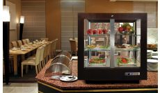 Cabinet for fresh products and desserts