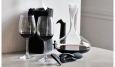 Wine Tasting - Glasses - Decanter