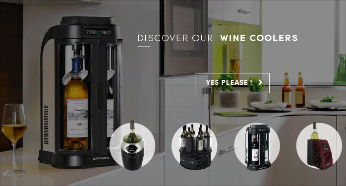 Discover our wine coolers