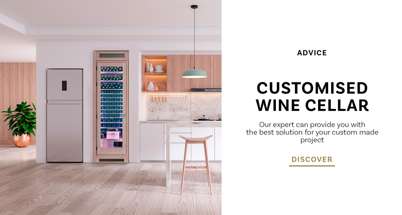 customised wine store