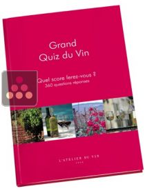 Big Wine Quiz - 360 questions and answers