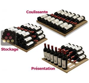 Universal shelf: 13 bottle capacity  - Prestige before march 2013 and Elegance TRANSTHERM