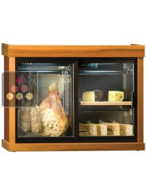Combination of cold meat & cheese cabinets for up to 80kg CALICE
