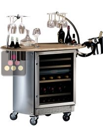 Dual temperature wine server  CALICE