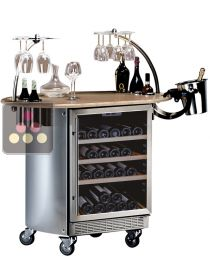 Mono temperature wine server for storage or service CALICE