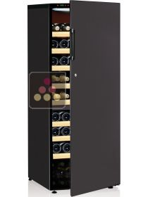 Dual temperature wine cabinet for ageing and serving CALICE