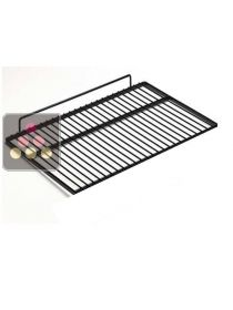 Steel wire half shelf for storage CALICE
