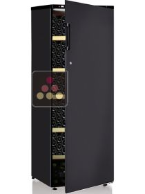 Multi temperature wine cabinet for storage and service CALICE