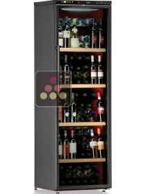 Single temperature wine storage or service cabinet CALICE