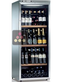 Multi temperature wine service and storage cabinet  CALICE