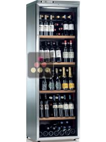 Dual temperature wine storage and service cabinet  CALICE