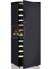 Multi temperature wine cabinet for service and storage CALICE
