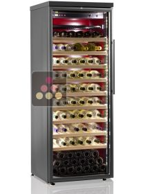 Single temperature wine storage and service cabinet CALICE