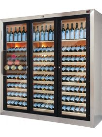Contemporary wine storage and service cabinets ELLEMME