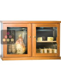 Combined cold meat and cheese cabinet CALICE