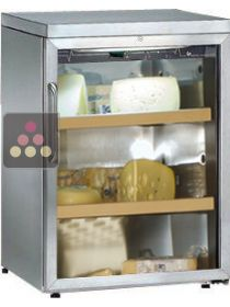 Single temperature cheese storage cabinet CALICE