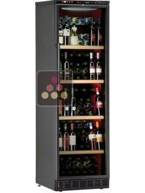 Single temperature built in wine storage and service cabinet CALICE