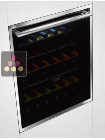 Mono-temperature Wine Cabinet for preservation or service - can be built-in HOTPOINT / ARISTON