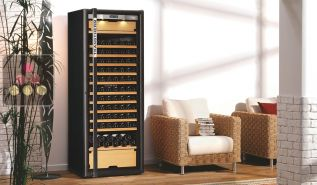 Multi-Purpose Ageing and Service Wine Cabinet for cold and tempered wine