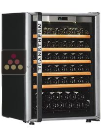 Single temperature wine ageing and storage cabinet  TRANSTHERM