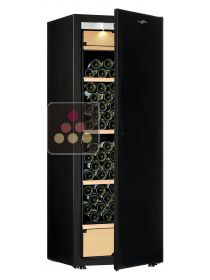Multi-Purpose Ageing and Service Wine Cabinet for cold and tempered wine TRANSTHERM