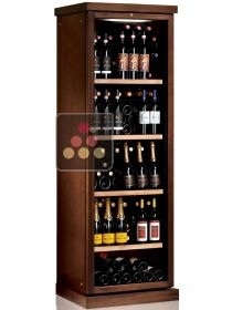 Multi-Temperature wine storage and service cabinet  CALICE