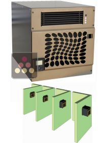 Air conditioner for wine cellar for room of up to 30m3 - through wall FRIAX