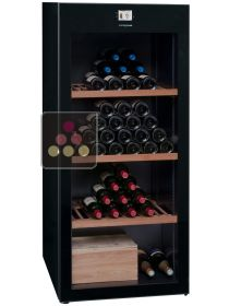 Multi-Temperature wine storage and service cabinet  AVINTAGE