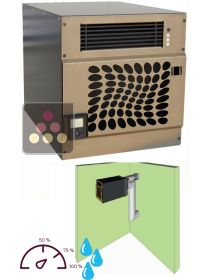 Air conditioner for wine cellar with humidifier and heating system for room of up to 30m3 - internal installation FRIAX