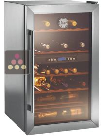 Dual temperature wine service cabinet HOOVER