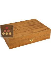 Travel cigar humidor ADORINI