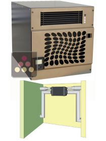 Air conditioner for wine cellar for room of up to 30m3 - installation to adjoining room FRIAX
