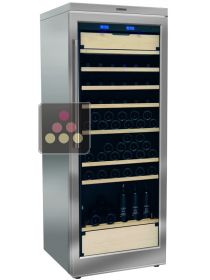 Multi-Purpose Ageing and Service Wine Cabinet for cold and tempered wine KITCHENAID