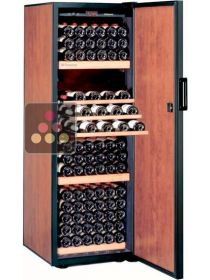 Single temperature silent wine cabinet for ageing or service DOMETIC