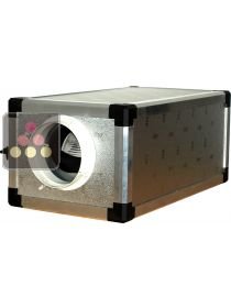 Air conditioner for wine cellar up to 48m3 - with humidity control and ducted evaporation FRIAX
