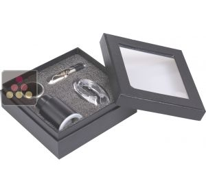 Wine waiter set 4 accessories CLIMADIFF
