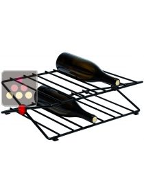 Steel Storage module for 8 bottles L'ATELIER du VIN