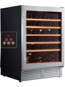 Mono-temperature Wine Cabinet for preservation or service - can be built-in CLIMADIFF