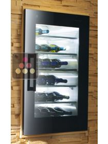 Dual temperature built in wine service cabinet - Right hinged V-ZUG