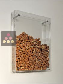 Wall cork storage solution SOBRIO