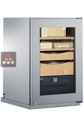 Cigar Humidor Liebherr Aci Lie666 My Wine Cabinet