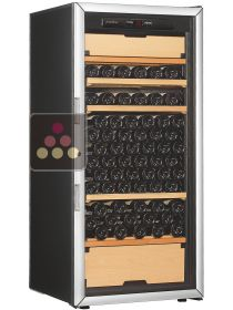 Multi-Purpose Ageing and Service Wine Cabinet for fresh and red wines ARTEVINO