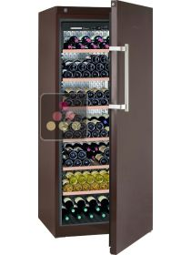 Single temperature wine ageing and service cabinet  LIEBHERR