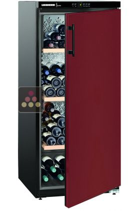 Old Models Single Temperature Wine Cabinet For Ageing