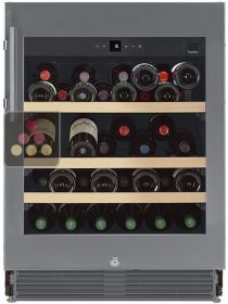 Built-in single-temperature Wine Cabinet for storage or service