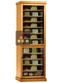 Combination of 2 cheese cabinets for up to 100kg CALICE