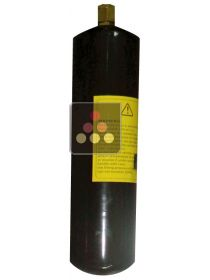 0.7L Nitrogen cartridge for wine dispenser La SOMMELIERE